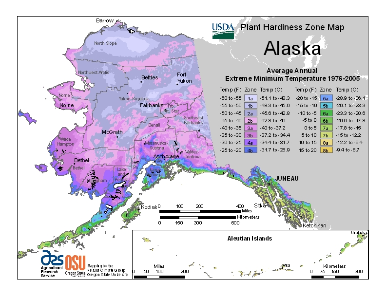 Arctic Gardening Environmental Factors Gardens in the Arctic